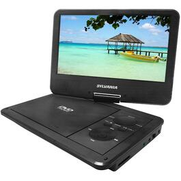 "9"" LCD DVD Player, with USB and SD Card Reader thumb"