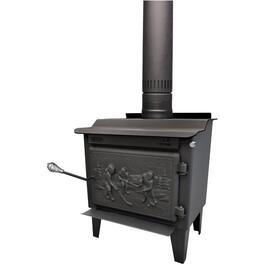 Rocket EPA Wood Stove thumb