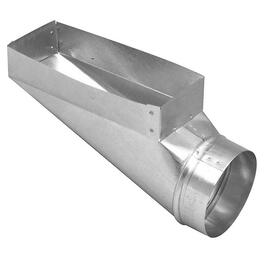 "4"" x 10"" x 6"" End Boot Duct thumb"