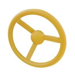 Yellow Playhouse Steering Wheel thumb