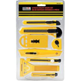 8 Piece Utility Knife Set thumb
