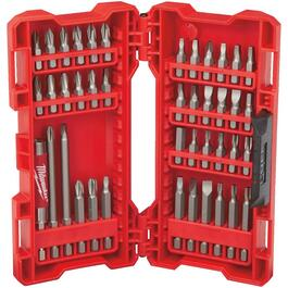 42 Piece Power Driver Bit Set, with Case thumb