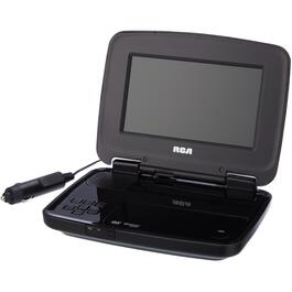 "7"" LCD DVD Player, with Built-In Battery thumb"