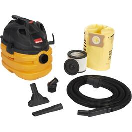 4/5Gal Portable Wet/Dry Vacuum thumb