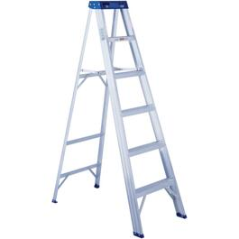 6' #3 Aluminum Step Ladder thumb