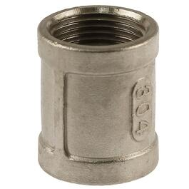 "1/2"" Banded Stainless Steel Coupling thumb"
