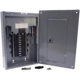 100 Amp 24 Space Loadcentre with Panel and Breaker thumb