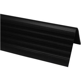 3' Black Stair Nose Moulding thumb
