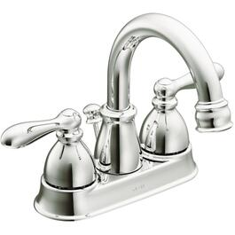 Caldwell High-Arc 2 Lever Lavatory Faucet thumb