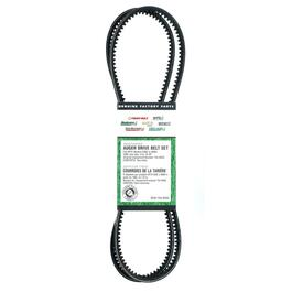 Auger Drive Belt for 600 Series Snow Thrower thumb