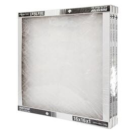 "3 Pack 1"" x 16"" x 16"" Furnace Filters thumb"