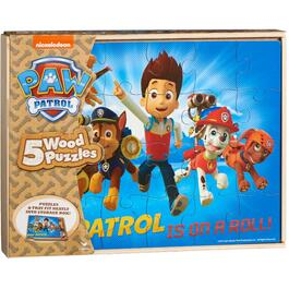 Paw Patrol Wooden Puzzles thumb