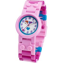 Kids Analogue Friends Stephanie Link Wrist Watch thumb