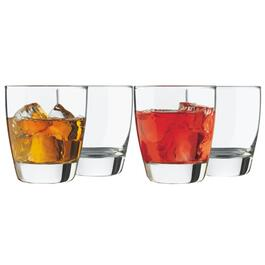 4 Pack 13oz Classic Double Old Fashion Tumbler Set thumb