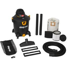 10/12 Gal Wet/Dry Vacuum, with Handle thumb