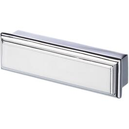 "3"" Polished Nickel Manor Cabinet Pull thumb"