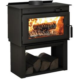 DECO Contemporary EPA Wood Stove thumb