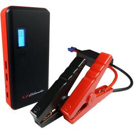 Lithium Ion Battery Charger, with Jump Starter thumb