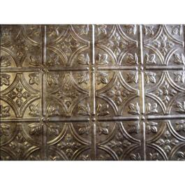 "18"" x 24"" Bermuda Bronze Backsplash Panel thumb"
