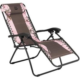 Realtree Pink Zero Gravity Chair thumb