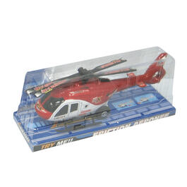 "12"" Friction Helicopter, Assorted Colours thumb"