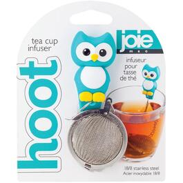 Stainless Steel Owl Tea Infuser thumb