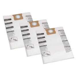3 Pack 4 to 6.5 Gal Vacuum Filter Bags thumb