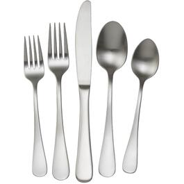 20 Piece Stainless Steel Imperial Flatware Set thumb