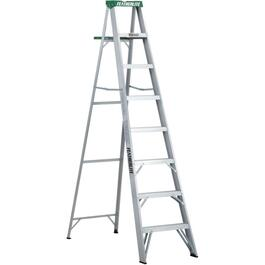 8' #2 Aluminum Step Ladder thumb