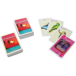 Canasta Caliente Playing Cards thumb