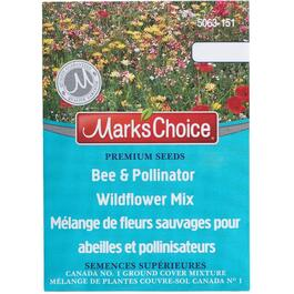 Bee Pollinator Wildflower Seeds Packet thumb