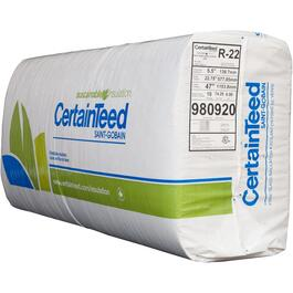"R22 x 22.75"" Fiberglass Insulation, covers 74.25 sq. ft. thumb"