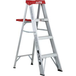 4' #3 Aluminum Step Ladder thumb