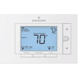 Universal Programmable Thermostat with 7 Day Scheduling thumb