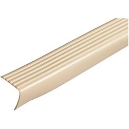 3' Beige Stair Nose Moulding thumb