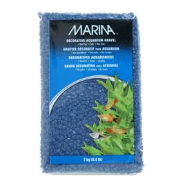 2kg Blue Aquarium Gravel thumb
