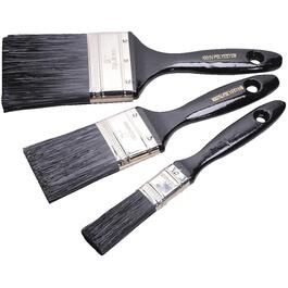 3 Piece Polyester Paint Brush Set thumb