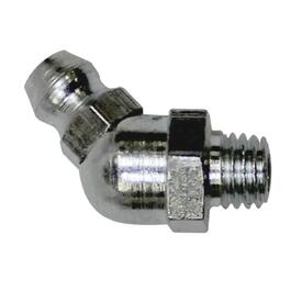 10 Pack 45 Degree Grease Fittings thumb