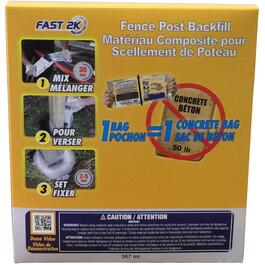 367mL Fence Post Composite Backfill thumb