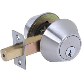 Stainless Steel Double Cylinder Commercial Grade 2 Deadbolt Lock thumb
