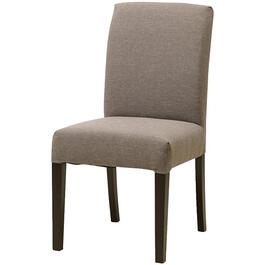Myer Charcoal Upholstered Side Chair thumb
