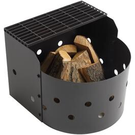 "26"" Ultimate Wood Steel Outdoor Fire Pit thumb"