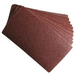 10 Pack 100 Grit Hook and Loop Sandpaper Refills thumb