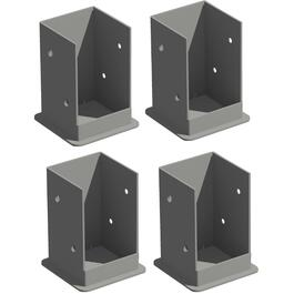 4 Pack Pergola Base Brackets thumb