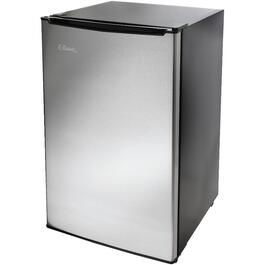 3.5 cu.ft. Stainless Steel Compact Fridge thumb
