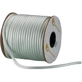 "1' x 1/2"" Double Nylon Braid Rope, per Foot thumb"