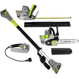 4-in-1 Chainsaw and Hedge Trimmer, with Extension Poles thumb