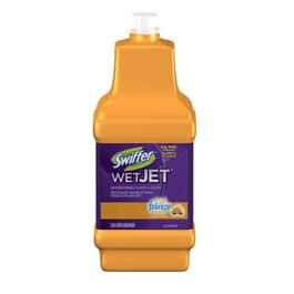 Citrus and Light WetJet Antibacterial Floor Cleaner thumb