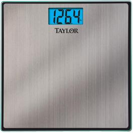 400lb Capacity Stainless Steel Digital Bath Scale thumb