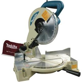 "10"" 15 Amp Deluxe Compound Mitre Saw thumb"